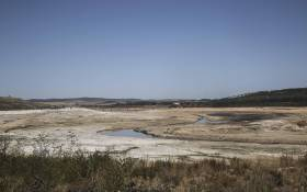 FILE: The Theewaterskloof Dam on 22 February 2018. Picture: Cindy Archillies/EWN