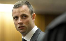 FILE: Oscar Pistorius during the first day of his murder trial in the Pretoria High Court on 3 March 2014. Picture: Pool.