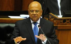FILE: Finance Minister Pravin Gordhan. Picture: GCIS.