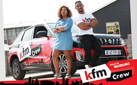 Kfm Crew driven by Suzuki