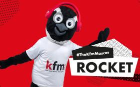Rocket - The Kfm Mascot