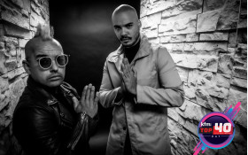 Watch Jimmy Nevis' live performance of charting hit 'Magenta'