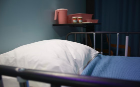 """Hospice care during the global pandemic, """"It's been tough"""""""