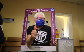 Winde gets first Pfizer jab in Mitchell's Plain to encourage community members