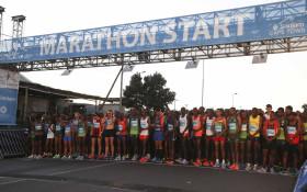 Cape Town marathon 2021 road closures