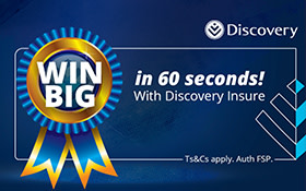 """Kfm Discovery Insure """"60 Second"""" Cash Counter Competition"""