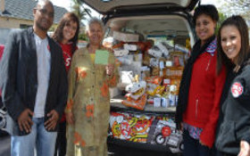 Helping the Kensington Home for the Aged