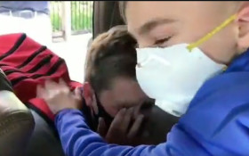 [WATCH] Boy surprising best friend he had not seen for 3 years goes viral