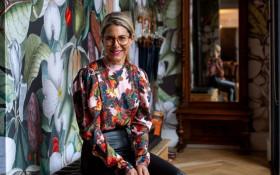 Designer Cara Saven on her road to success