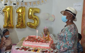 '115 years of life of Margaret'- Zulu lauds milestone birthday of WCape elder