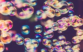 Senseless Survey: There's no angry way to say bubbles