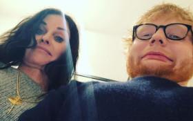 Courteney Cox and Ed Sheeran recreate classic 'Friends' dance routine
