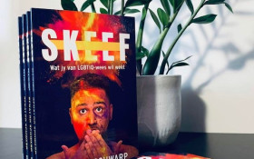 It was important for me to reclaim the word says 'Skeef' author Renaldo Schwarp