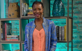 """'Tussen Ons' host Success Lekabe on how to """"Dream big, work hard, stay humble"""""""