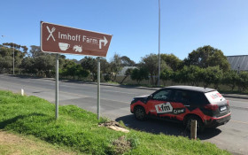 Fun for the whole family at Imhoff Farm