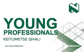 """Keitumetse Qhali on unconventional careers: """"Be rebellious, forge your own path"""""""