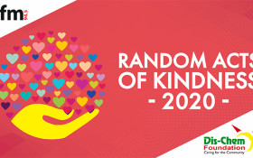 A 'Random Act of Kindness' for Advanced Edukos with the Dis-Chem Foundation