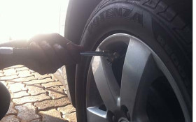 A more convenient way to get new tyres for your car.
