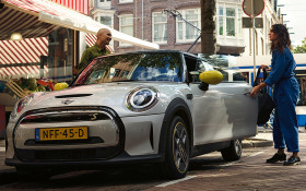 The new All-Electric MINI has arrived and it's shockingly fun