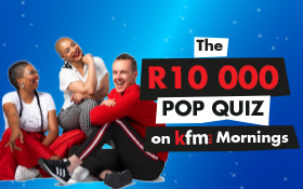 Win up to R10 000 every day in the Pop Quiz with Standard Bank!