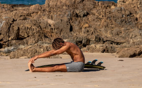 Liezel vd Westhuizen on why stretching matters and what the right techniques are