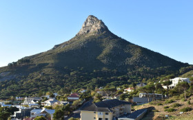 Table Mountain reopens certain paths following fire