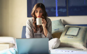 Fewer people working from home between January and March - Stats SA