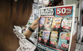 Only Germans take Black Friday more seriously than South Africans