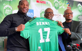 WATCH: 'I wonder now who's the one laughing' Benni McCarthy clapback goes viral