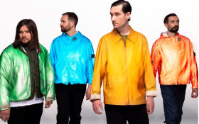 Bastille chat to Carl Wastie about new single