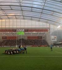 Highlanders edge Blues in frenetic Super Rugby opener
