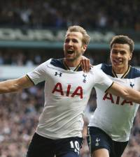 Spurs beat local rivals Arsenal to keep up title challenge