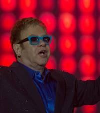Sir Elton John upset by George Michael feud
