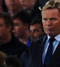 Manager Koeman backed by Everton board despite poor start