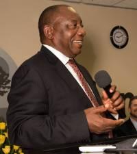 Ramaphosa to lead SA's bid to host Rugby World Cup 2023