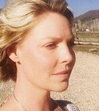 Katherine Heigl insists her life is not perfect