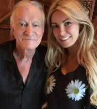 Hugh Hefner's widow misses him 'every day'