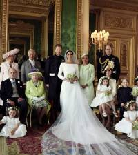 Camilla: Harry and Meghan's wedding was perfect