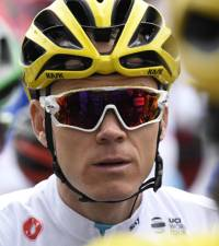Froome faces tough questions after positive Vuelta test