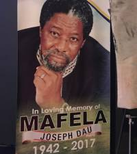 Joe Mafela to be laid to rest at Westpark Cemetery