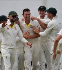 Australia reclaim Ashes with WACA win