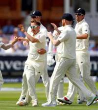 Cook, Westley make fine start in Oval's 100th test