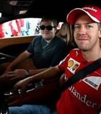 Fired up' Ferrari in the hunt, says Vettel