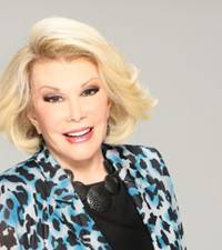 Joan Rivers to appear in 'Fashion Police' finale