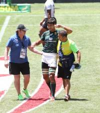 Blitzboks suffer Chris Dry injury blow