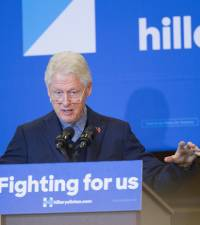 Bill Clinton's debut novel to become Showtime TV series