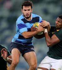 Gelant in line for test debut as Boks make 4 changes for Italy