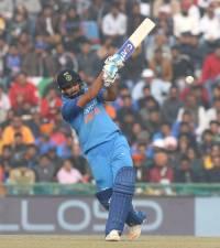Rohit Sharma's 3rd ODI double century crushes Sri Lanka