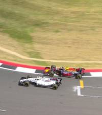 F1 working on exhaust microphone to pump up TV volume