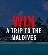 WIN THE ULTIMATE MALDIVES GETAWAY WITH PRIORITY ESCAPES AND 947